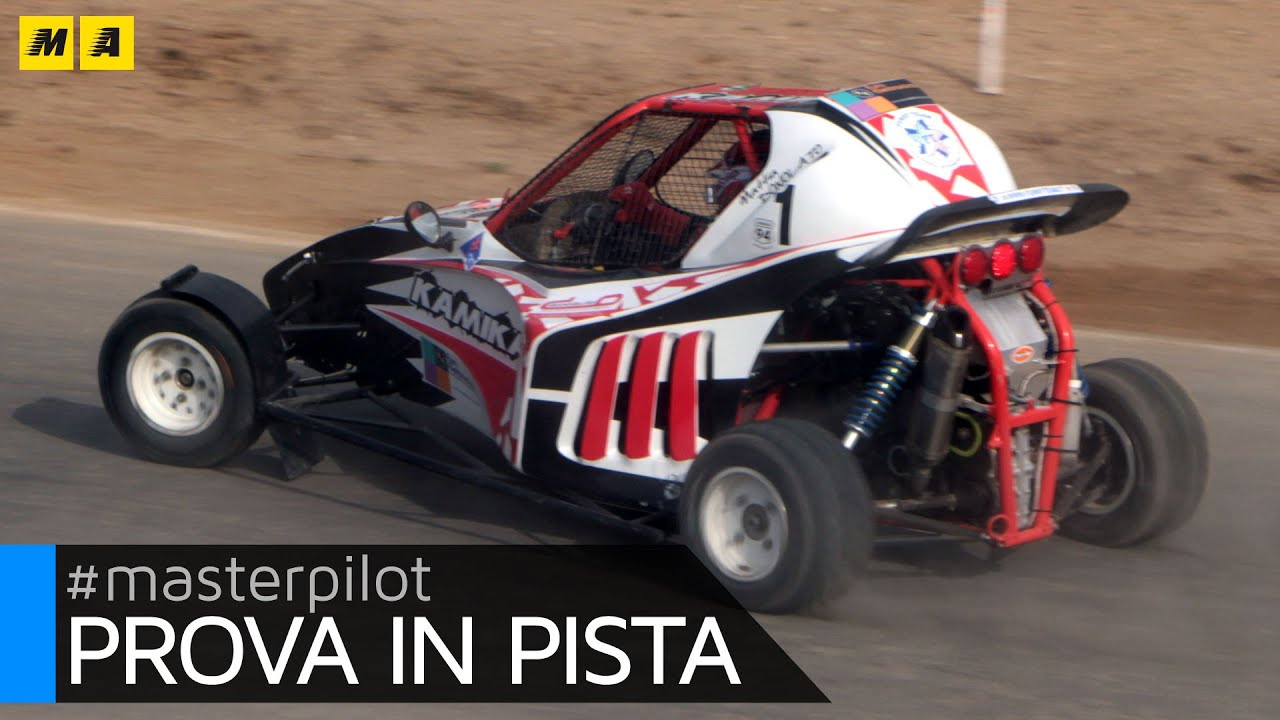 Planet Kart Cross Kamikaz 2 Prova In Pista Youtube
