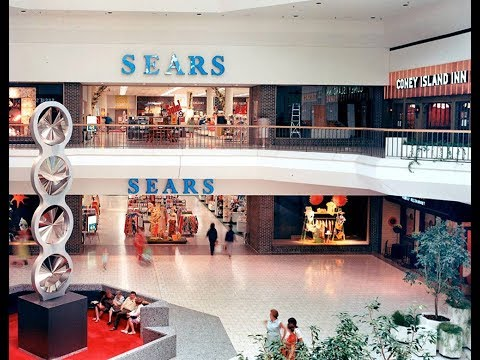 When Malls Had It All: Commercials from the '70s & '80s