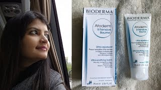 Bioderma Atoderm Intensive Baume Review | French Pharmacie Product in India | itsarpitatime