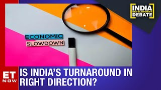 Is Indian Economy On The Path To Recovery? | India Development Debate | Kaushik Basu Exclusive