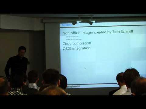 Eclipse Day Toulouse 2012 - Using JavaFX2 with Eclipse, Sébastien Bordes