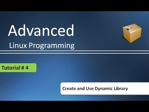 How to create static library and use it in linux: advanced linux.