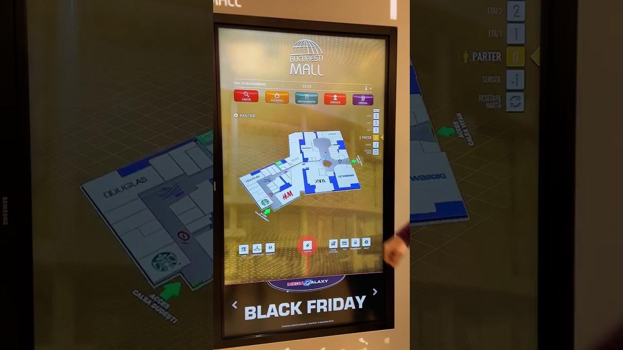 Cum Ajungi In Agentia Ritter Din Bucuresti Mall Folosind Harta