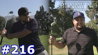 BEST REMATCH EVER? OR WORST GOLF EVER? | BENNY NO | VLOG #216