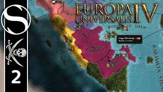 FIRST WAR - EU4 Pirates of Palembang - EU4 Golden Century Part 2