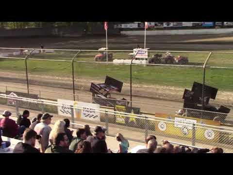 Deming Speedway, WA - Micro 600R Heat Race - June 14, 2019
