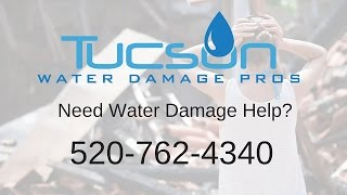 Tucson Water Damage Clean Up