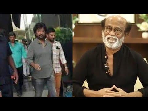 தர்பார் படப்பிடிப்புக்கு இடையில்..! ரஜினி Rajinikanth Latest Between Darbar Shooting |nba 24x7
