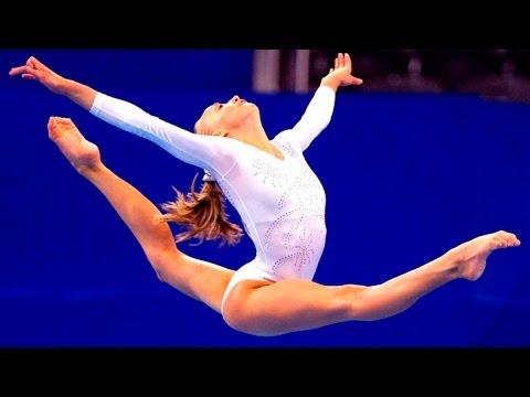 Nastia Liukin beam  Gymnastics  Pinterest  Beams and