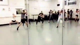 Julia Ruiz Fernández Dance Training London 2016