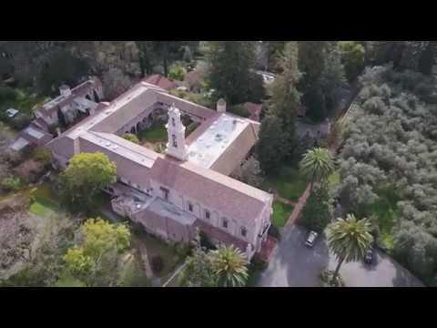 Carmelite Monastery in Santa Clara by drone (1080p)