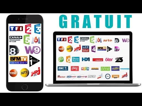 Regardez la TV sur Smartphone Gratuitement !