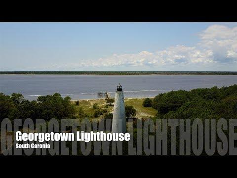 The Georgetown Lighthouse South Carolina
