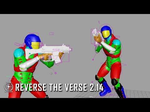 Star Citizen: Reverse the Verse 2.14 - DE
