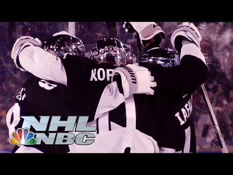 Best of NHL Stadium Series Mic'd Up: Kings vs. Avalanche | WIRED | NBC Sports