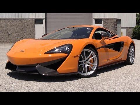 2016 McLaren 570S - Start Up, Road Test & In Depth Review