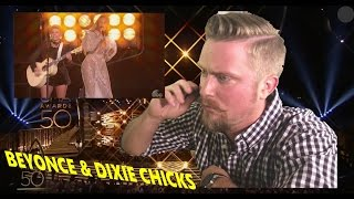Beyonce And Dixie Chicks Daddy Lessons Live At CMA Awards 2016 REACTION VIDEO