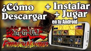 Video Como Instalar Yu-Gi-Oh Forbbiden Memories en tu Android (ePSxe Full) en Español download MP3, 3GP, MP4, WEBM, AVI, FLV Juli 2018