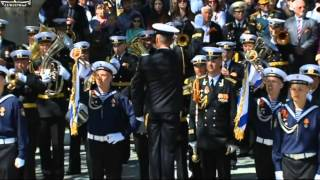Russia Military Parade - Victory Day 70 - Sevastopol May 9, 2015
