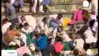 БОИ БЫКОВ  НЕУДАЧНАЯ КОРРИДА В ИСПАНИИ    копия(, 2013-07-24T19:39:27.000Z)