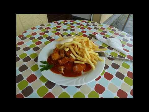 auf ne currywurst nach Wattenscheid