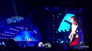 "AC/DC ""For Those About To Rock (We Salute You)"" Live Wembley 2015"
