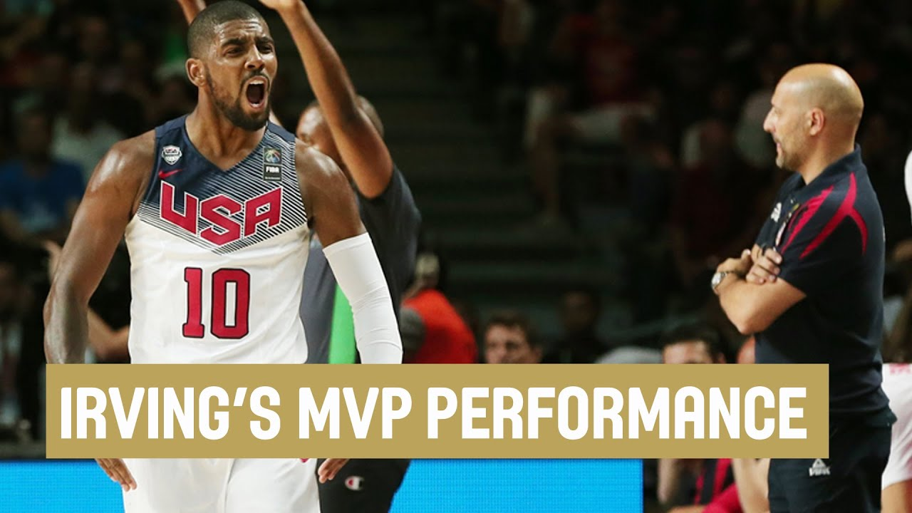 eaa51d75560b Kyrie Irving  MVP of the 2014 FIBA Basketball World Cup - Throwback Thursday