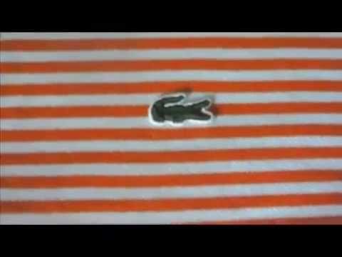 Vídeo 4 Como Identificar Roupa da Marca Lacoste Original de Replica by Clube  Marca - YouTube 817563cc53