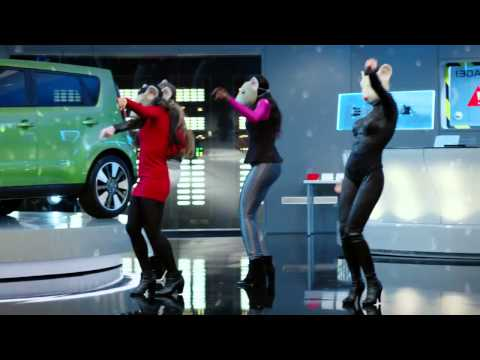 2015 Kia Soul EV Hamster Dance Featuring Animals by Maroon 5 HamstarDance