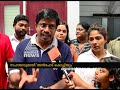 Anbodu Kochi activists collects aid for the flood victims