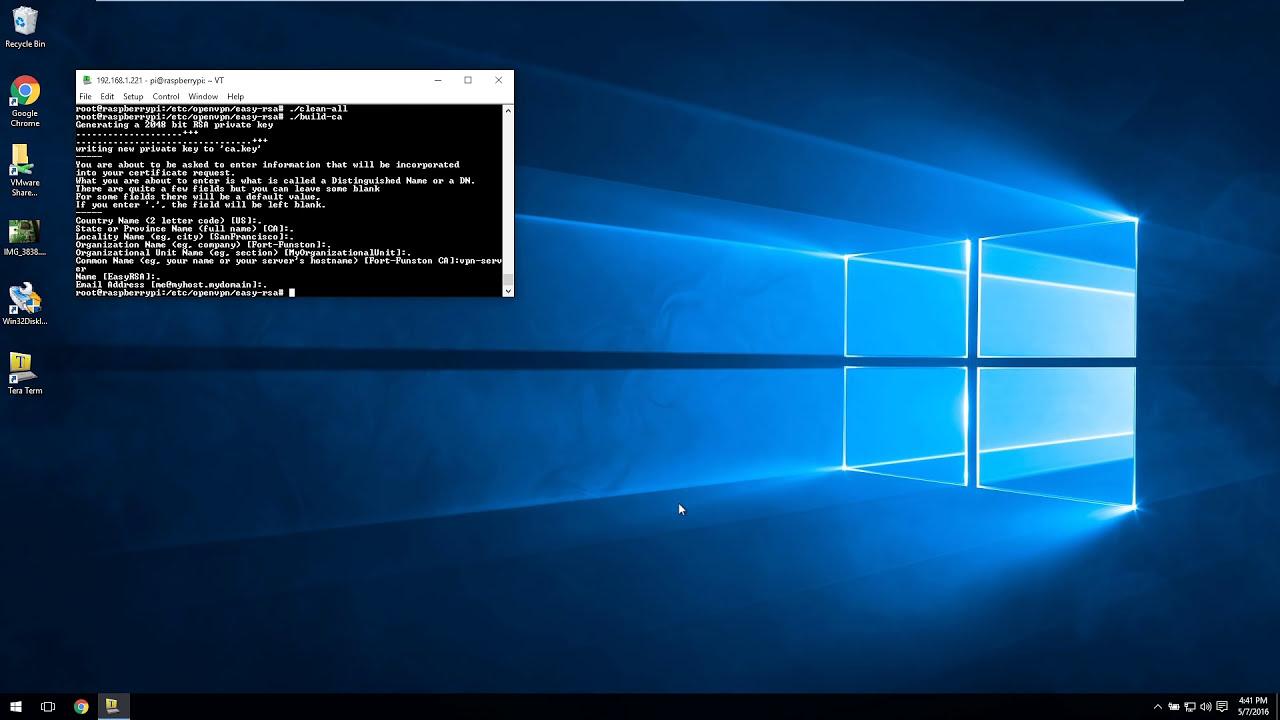 Make A Vpn Server With A Raspberry Pi, Openvpn And Stunnel  Upgrdman  01:19:16 HD