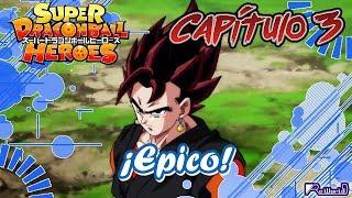 Super Dragon Ball Heroes Capítulo 3: Comentario/Opinión ¡Epico!