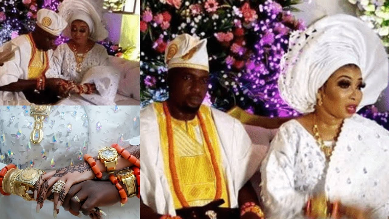 Download FINALLY CONTROVERSIAL NOLLYWOOD ACTRESS LIZ ANJORIN GET MARRIED AFTER MANY YEARS