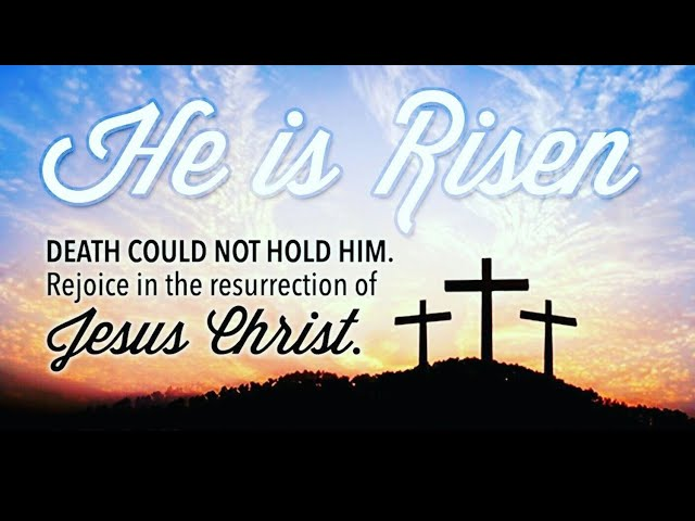 Sunday Morning Easter Service, April 4, 2021, Pastor John Tilley: The Provision of Calvary