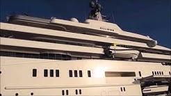 Die 5 Größten und Teuersten Yachten auf der Welt 1