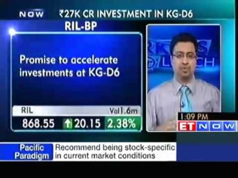 RIL-BP to invest $5bn in KG basin to boost gas output