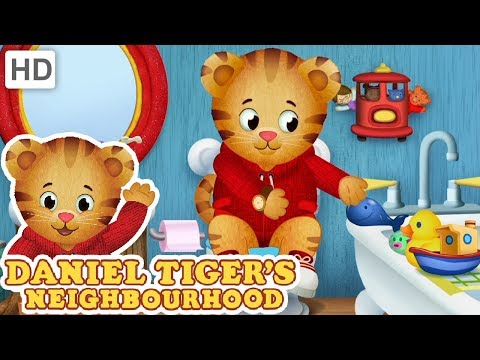 Daniel Tiger 🚽 Potty Training | Videos for Kids