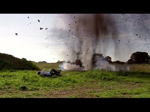 How To Defuse A WW2 Bomb - James May