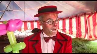 видео цирк шапито кудзинов
