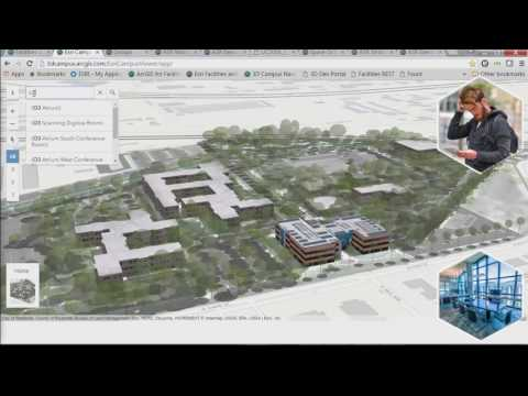 ArcGIS – A Mapping Platform for Property and Facilities Management (Esri UC 2016)