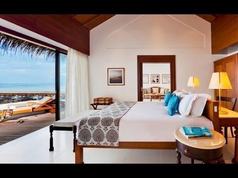 The Residence Maldives Water Villa Youtube