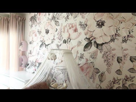 BABY ROOM TOUR / ОБЗОР ДЕТСКОЙ КОМНАТЫ / АНИСИНА КОМНАТА