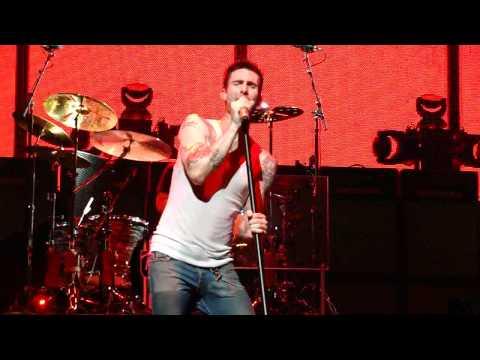 Maroon 5 - Wake Up Call (Live 8/31/11)