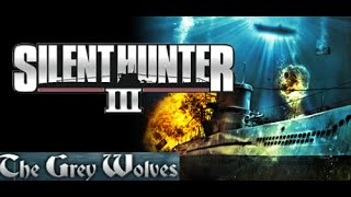 Silent Hunter 3 GWX - Patrol 1 [1/4] (Boot Camp)