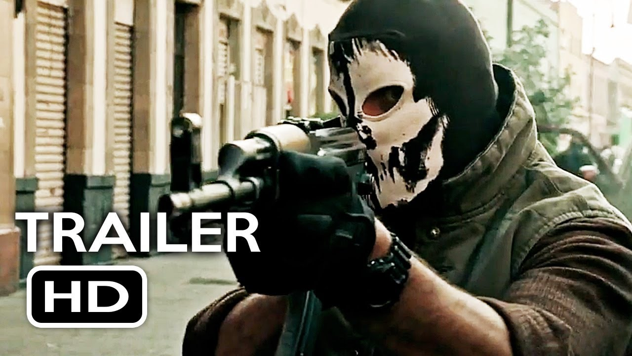Download Sicario 2: Soldado Official Trailer #1 (2018) Benicio Del Toro, Josh Brolin Action Movie HD