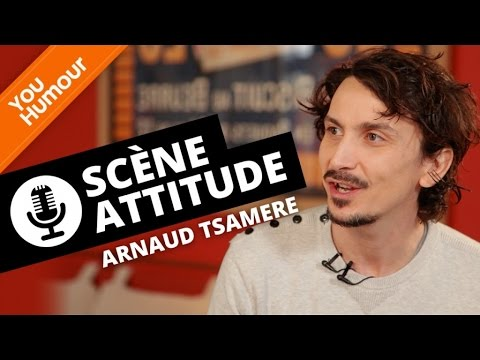 ARNAUD TSAMERE - Pourquoi Tsamere ?