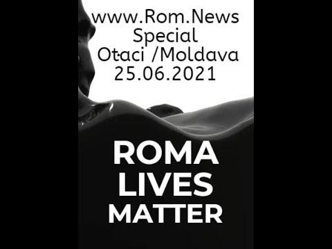Massive Gewalt gegen Roma in Otaci / Moldawien