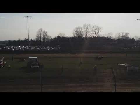 Kevin Thomas Jr Qualifying  Kokomo Speedway