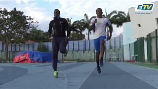 Le vice-champion du monde de 400m vétéran est guadeloupéen