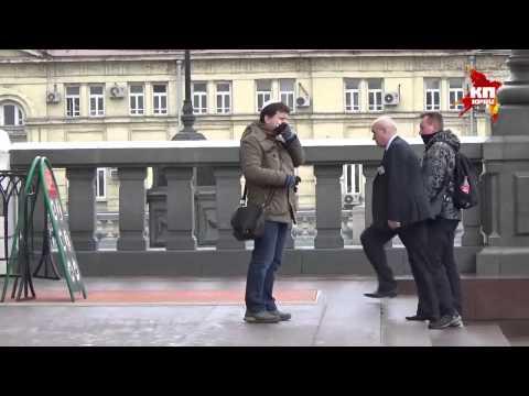 Как еврей в кипе гулял по Москве